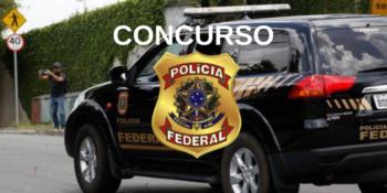 Concurso 2020 da Polícia Federal está autorizado