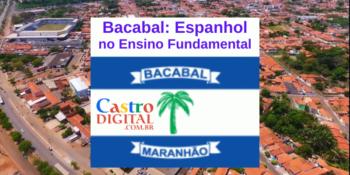 Carta aberta à sociedade de Bacabal sobre Espanhol no ensino fundamental