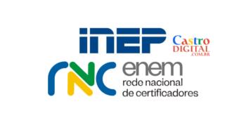 INEP abre inscrição para trabalhar no ENEM 2020 como Certificador – Edital 64/2020