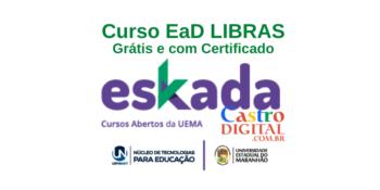 UEMA oferece curso grátis de LIBRAS EaD com Certificado