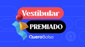 Inscrição em Vestibular Premiado com 3 bolsas 100% grátis em cursos de graduação