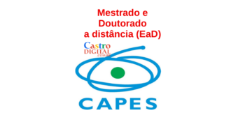 Mestrado e Doutorado EaD: CAPES regulamenta polos