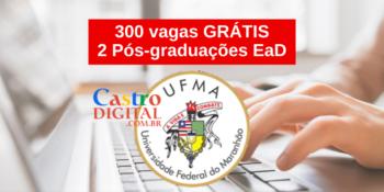 UFMA abre 2 pós-graduações EaD grátis na área de Gestão – Edital 19/2021