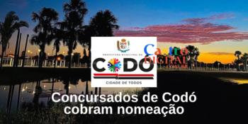 Aprovados no concurso de Codó cobram nomeação da Prefeitura