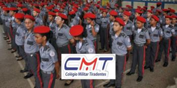 Edital do seletivo 2022 do Colégio Militar Tiradentes (CMT) de São Luís – MA